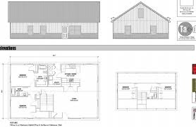 Free Pole Barn House Floor Plans by Lovely U0026 Simple Metal Building Home Of 1935 Sq Ft Hq Plans