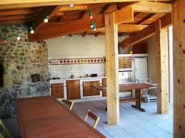 en chambre d hotes la cuisine d été en chambres d hôtes au moulinage gites et chambres