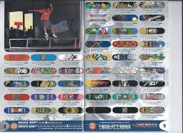100 Ccs Decks 90s Skateboard Nostalgia CCS Summer 1997 Catalog