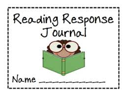 Reading Response Journal Printable by Misty Hall