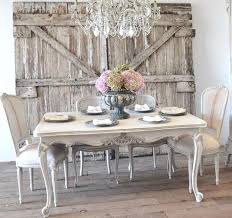 19 gorgeous shabby chic dining rooms built to charm
