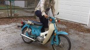 Vintage Honda C 70