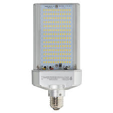 wall pack led fixture 50 watts retrofit with e26 edison base type