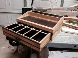 Dresser Valet Woodworking Plans by Natural Maple Dresser Valet By Aplan82 Lumberjocks Com