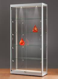 display cabinets with led lights showcases glass cabinet museum