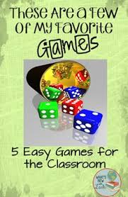 Tips For Games In The Classroom To Build Skills A Fun And Engaged Way