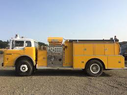 1979 Ford FMC Fire Truck For Sale - Rickreall, OR | CC Heavy Equipment