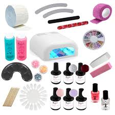 kit vernis semi permanent kit ongles professionnel