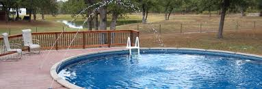 Above Ground Pool Deck Images by The Above Ground Pool Company San Antonio
