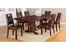 Warehouse M Adirondack 7-Piece Dining Table Set With Trestle Table ... Art Fniture Inc Saint Germain 7piece Double Pedestal Ding Laurel Foundry Modern Farmhouse Isabell 7 Piece Solid Wood Maracay Set Rectangular Ding Table 6 Chairs Vendor 5349 Lawson 116cd7gts Trestle Gathering Table With Hampton Bay Covina Alinum Outdoor Setasj2523nr Torence 7piece Counter Height 7pc I Shop Now Mangohome Liberty Lucca Formal Two And Hanover Rectangular Tiletop Monaco Splat Back Chairs By Grayson Ash Gray Wicker Round