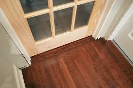 Laminate Floor Transitions Doorway by That U0027s My Jamb Aka How To Hang A Door Young House Love