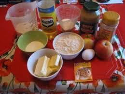 kuchen mit apfelmus und quark öl teig rezepte kochbar de