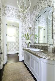 Powder Room Design Ideas Pictures Small Remodel Best Paint On Decor ... How Bathroom Wallpaper Can Help You Reinvent This Boring Space 37 Amazing Small Hikucom 5 Designs Big Tree Pattern Wall Stickers Paper Peint 3d Create Faux Using Paint And A Stencil In My Own Style Mexican Evening Removable In 2019 Walls Wallpaper 67 Hd Nice Wallpapers For Bathrooms Ideas Wallpapersafari Is The Next Design Trend Seashell 30 Modern Colorful Designer Our Top Picks Best 17 Beautiful Coverings