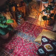 de moebeldeal teppich 325 multi rot teppich