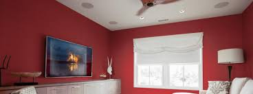 Angled In Ceiling Surround Speakers by In Ceiling Speakers Speakercraft Bold Performance In Ceiling