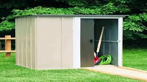 Yardsaver Shed Floor Kit by Arrow Shed Bw54 A Brentwood 5 Feet By 4 Feet Steel Storage Shed
