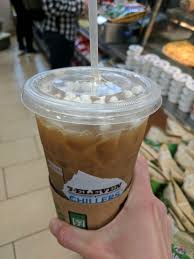 Pumpkin Iced Coffee Dunkin Donuts 2015 Calories by Coffee From 7 Eleven Julie U0027s Dining Club