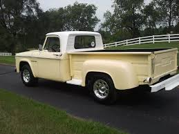 For Sale: Really Nice 1965 Dodge D-100 Stepside Pickup Truck, 318 V ...
