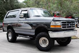 Used 1995 Ford Bronco XLT For Sale ($10,995)   Select Jeeps Inc ... 1973 Ford Bronco Diesel Trucks Lifted Used For Sale Northwest 1978 Custom Values Hagerty Valuation Tool All American Classic Cars 1982 Xlt Lariat 4x4 2door Suv Sold Station Wagon Auctions Lot 27 Shannons 1995 10995 Select Jeeps Inc Will Only Sell Two Kinds Of Cars In America The Verge Modified 4x4 For Sale A Visual History The An Icon Feature 20 Fourdoor Photos 1974 Near Cadillac Michigan 49601 Classics