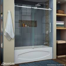 Bathtub Doors Oil Rubbed Bronze by Shop Shower Doors At Lowes Com