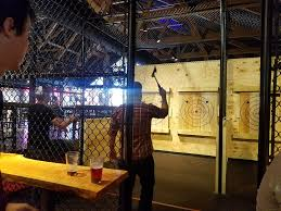 The Hub Stadium Adds Ax-throwing To Its Roster Of Games | Crain's ... Promote Imessage To Your Menu Bar With Unreplied For Macos Hub City Brewhouse Grill Prudential Tower Wikipedia Top Of The Restaurant Skywalk Android O Is Breaking Apps That Overlay On Top Status 27 Marketplace Stratford Ontario N5a 1a4 This Rooftop Could Be The Mark 21st Century 25 Trending Menu Ideas Pinterest Design Cafe Home Restroran Za Svadbe Organizacija Vencanja Kporativne Dish It Up Talulas Daily Pladelphia Pennsylvania Market All Day
