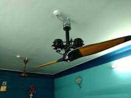 Airplane Propeller Ceiling Fan Australia by Various Propeller Ceiling Fan Blades Into An Junkie Mesmerizing