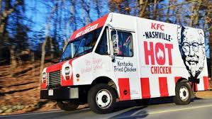 KFC Taking New Hot Chicken On A US Nashvilles Food Truck Tour | Fox News
