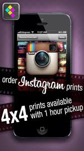 Walgreens Mobile App Lets You Print Your Instagram