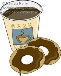 To Go Coffee Clipart Stock Photography