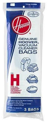 Hoover Genuine Vacuum Cleaner Bags - 3 Bags