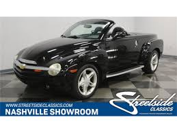 100 Ssr Truck For Sale 2003 Chevrolet SSR For ClassicCarscom CC1164549