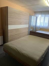 schlafzimmer komplett schrank bett 140x200 in nürnberg