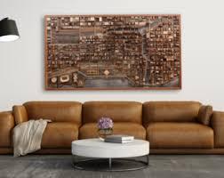 reclaimed wood wall by carpentercraig on etsy