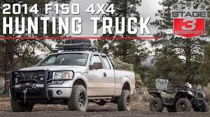 100 Hunting Trucks Stage 3 Motorsports 2014 F150 50L STX Truck Build YouTube