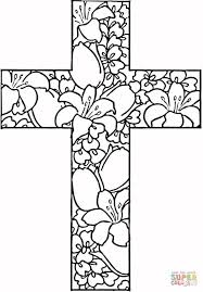 Awesome Lent Coloring Pages 83 On Line Drawings With