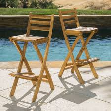 Atlantic 31-Inch Outdoor Folding Wood Bar Stools (Set Of 2) Gardenised Brown Folding Wood Adirondack Outdoor Lounge Patio Deck Garden Chair Noble House Hudson Natural Finish Foldable Ding 2pack Chairs 19 R Diy Oknws Inside Wooden Chairacaciaoiled Fishing Buy Chairwood Fold Up Chairoutdoor Product On Alibacom Charles Bentley Fcs Acacia Large Sun Lounger Chairsoutdoor Fniture Pplar Recling Chair Outdoor Brown Foldable Stained Set Inoutdoor Solid Vintage Ebert Wels Rope Vibes Cambria Teak Outsunny 5position Recliner Seat 6 Seater