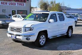 100 Honda Truck For Sale 2007 Ridgeline White 4WD Crew Cab