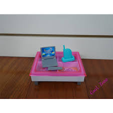 Barbie Living Room Furniture Diy by Miniature Leisure Living Room Furniture Set For Barbie Doll House