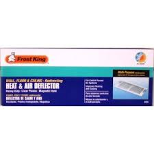 Adjustable Floor Register Deflector by Heat And Air Deflector Hd7 The Home Depot
