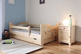 chambre enfant pin lit bébé enfant complet en bois de pin massif lit de 140cm x