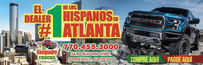 100 Lara Truck Sales El Compadre S Car Dealer In Doraville GA
