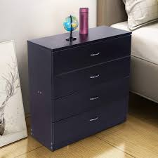 100 1 Contemporary Furniture Details About 4 Drawers Modern Dresser Chest Of Drawers Wooden Storage