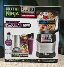 Nutri Ninja Auto IQ Pro Compact System