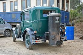 100 Wood Gasifier Truck From Gasoline To Gasification Or Why We Dont Power