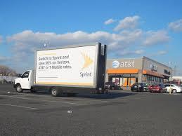 100 Truck Advertising Mobile Billboard In Los Angeles CA