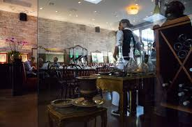 Rosenthal Wine Bar Patio Malibu by Best New Restaurant Terrine Food And Drink Best Of L A