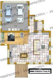 plan maison en bois gratuit catalogue de maisons individuelles en bois modernes et lumineuses