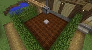 Minecraft Melon Seeds by Observer Based Wheat Potato Carrot Farm Redstone Creations