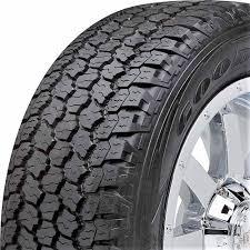 100 Goodyear Wrangler Truck Tires AllTerrain Adventure With Kevlar 23575R17 109T
