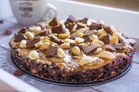 snickers kuchen